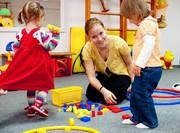 Комплексные развивающие занятия для детей от 1 года