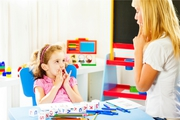Занятия с дефектологом для детей